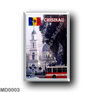 MD0003 Europe - Moldova - Chisinau - Center