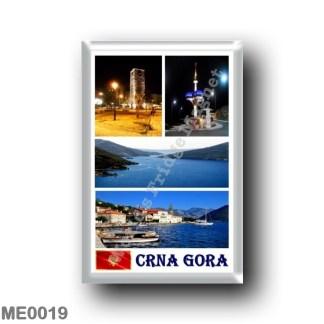ME0019 Europe - Montenegro - I Love