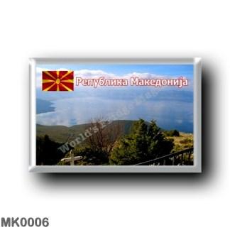MK0006 Europe - Macedonia - Panorama