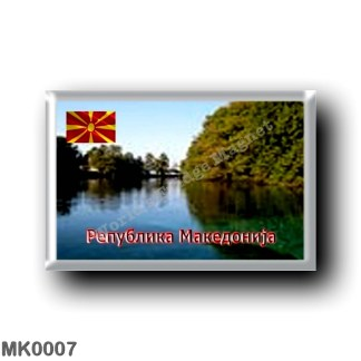 MK0007 Europe - Macedonia - Panorama