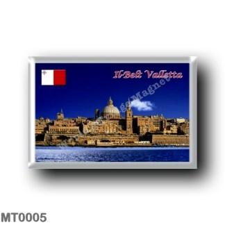 MT0005 Europe - Malta - Il-Belt Valletta