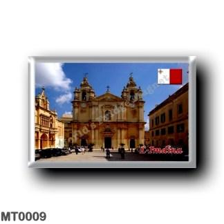 MT0009 Europe - Malta - Imdina