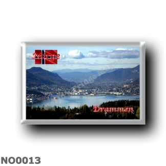 NO0013 Europe - Norway - Drammen