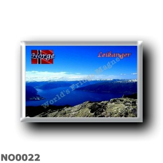 NO0022 Europe - Norway - Leikanger