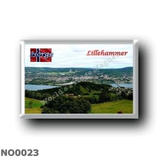 NO0023 Europe - Norway - Lillehammer