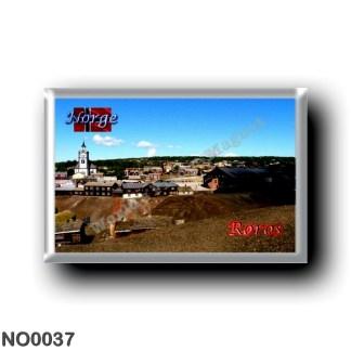 NO0037 Europe - Norway - Røros