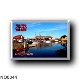 NO0044 Europe - Norway - Oslofjorden