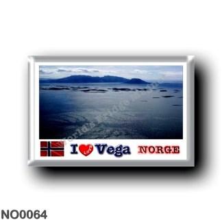 NO0064 Europe - Norway - Vega - I Love
