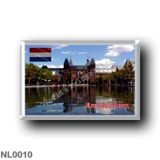 NL0010 Europe - Holland - Amsterdam - Rijksmuseum