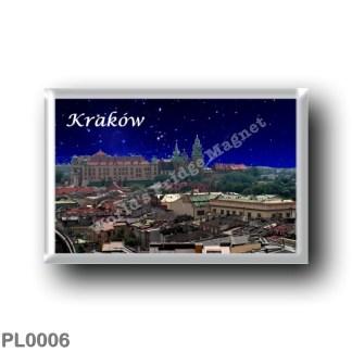 PL0006 Europe - Poland - Kraków - Old Town