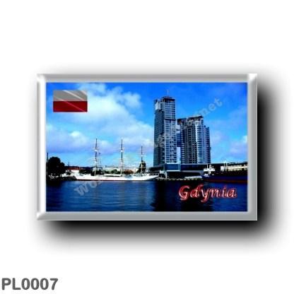 PL0007 Europe - Poland - Gdynia - Panorama