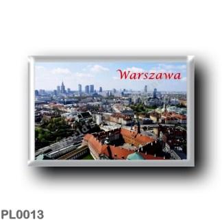 PL0013 Europe - Poland - Warsaw