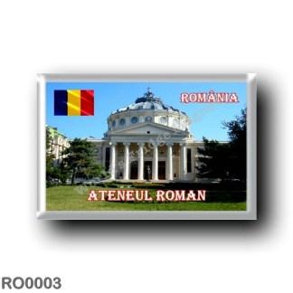 RO0003 Europe - Romania - Ateneul Roman