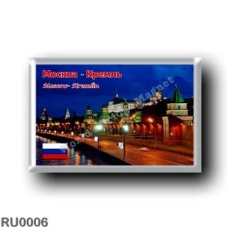 RU0006 Europe - Russia - Moscow - Kremlin