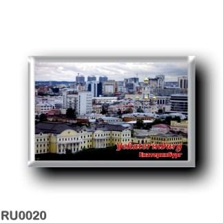 RU0020 Europe - Russia - Yekaterimburg Ekaterinburg - Panorama
