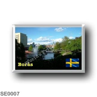 SE0007 Europe - Sweden - Europe - Sweden - Borås