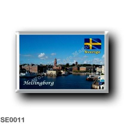 SE0011 Europe - Sweden - Europe - Sweden - Helsingborg