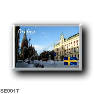 SE0017 Europe - Sweden - Europe - Sweden - Örebro