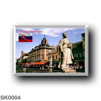 SK0004 Europe - Slovakia - Košice