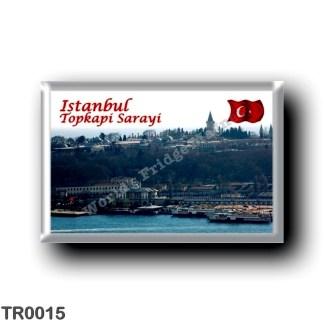 TR0015 Europe - Turkey - Istanbul -Topkapi