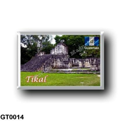 GT0014 America - Guatemala - Tikal - Flickr