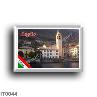 IT0044 Europe - Italy - Lombardy - Lake Como - Laglio (flag)