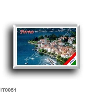 IT0051 Europe - Italy - Lombardy - Lake Como - Torno (flag)