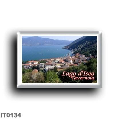 IT0134 Europe - Italy - Lombardy - Lake Iseo - Tavernola
