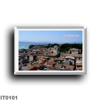 IT0101 Europe - Italy - Lake Garda - Sirmione - Panorama