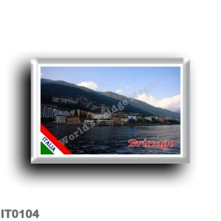 IT0104 Europe - Italy - Lake Maggiore - Brissago - Panorama