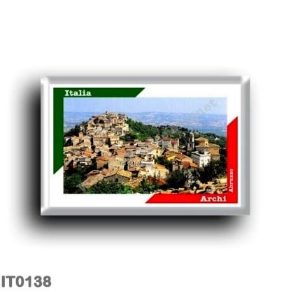 IT0138 Europe - Italy - Abruzzo - Archi
