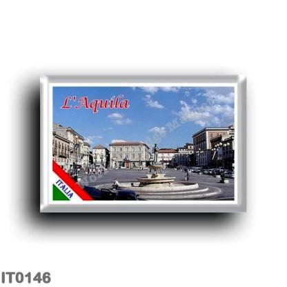 IT0146 Europe - Italy - Abruzzo - L'Aquila