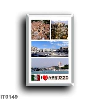 IT0149 Europe - Italy - Abruzzo - I Love
