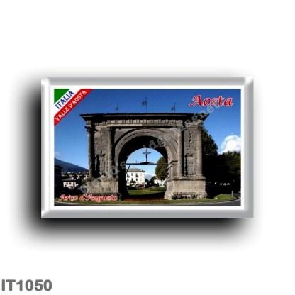 IT1050 Europe - Italy - Valle d'Aosta - Aosta - Arco d'Augusto