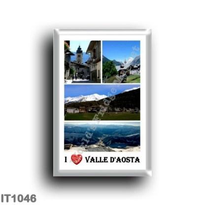 IT1046 Europe - Italy - Valle d'Aosta - I Love