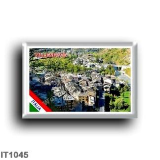 IT1045 Europe - Italy - Valle d'Aosta - Villeneuve