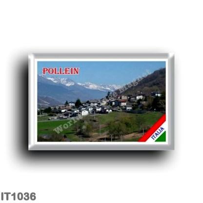 IT1036 Europe - Italy - Valle d'Aosta - Pollein