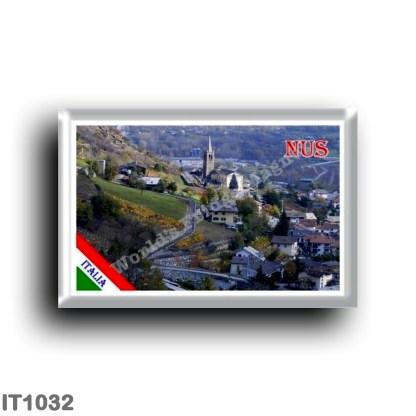 IT1032 Europe - Italy - Valle d'Aosta - Nus