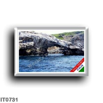 IT0731 Europe - Italy - Puglia - Tremiti Islands - Scogliera