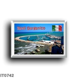 IT0742 Europe - Italy - Puglia - Foggia - Rodi Garganico - Porto