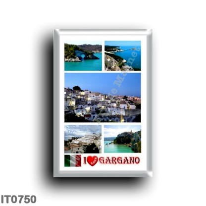 IT0750 Europe - Italy - Puglia - I Love