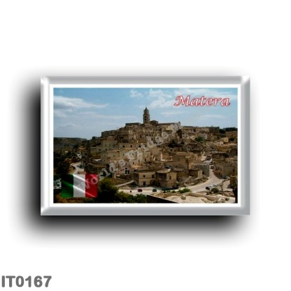 IT0167 Europe - Italy - Basilicata - The stones of Matera