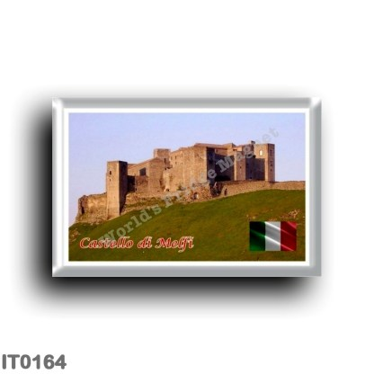 IT0164 - Europe - Italy - Basilicata - Melfi Castle