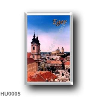 HU0005 Europe - Hungary - Eger - Belvarosa
