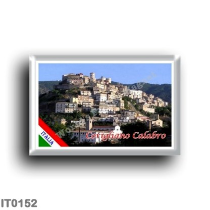 IT0152 Europe - Italy - Calabria - Corigliano Calabro