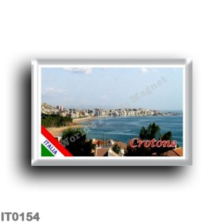 IT0154 Europe - Italy - Calabria - Crotone