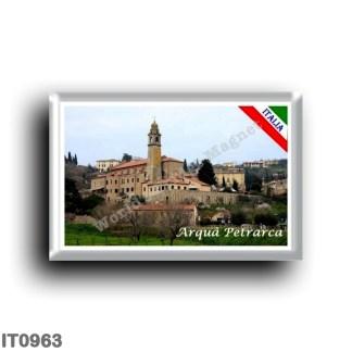 IT0963 Europe - Italy - Veneto - Arqua Petrarca