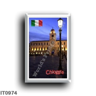 IT0974 Europe - Italy - Veneto - Chioggia - Canal Vena