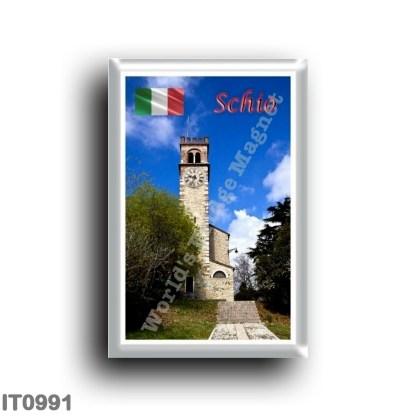 IT0991 Europe - Italy - Veneto - Schio - Castello