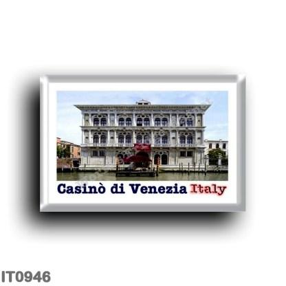IT0946 Europe - Italy - Venice - Ca Vendramin Calergi - Casino